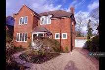 Detached house in Holm Close, Woodham, KT15