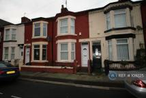 3 bed Terraced house in Hornby Road, Bootle, L20