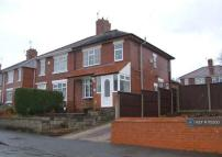 3 bedroom semi detached property to rent in Cotton Road...