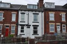 3 bed Terraced home to rent in Haddon Road, Leeds, LS4