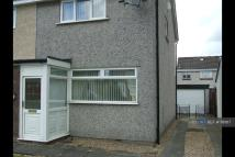 2 bed semi detached home in Baillie Gardens, Wishaw...