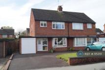 3 bedroom semi detached home in Oxhill Road, Shirley, B90