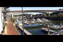3 bed Flat to rent in Victoria Wharf, Cardiff...