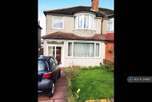 semi detached home to rent in Foots Cray Road, London...