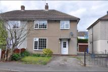 semi detached house to rent in Willesden Ave, Derby...