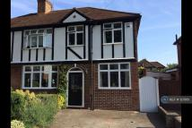 4 bedroom semi detached house in Chatham Avenue, Bromley...
