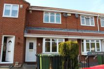 Terraced house in Silvermere Drive...