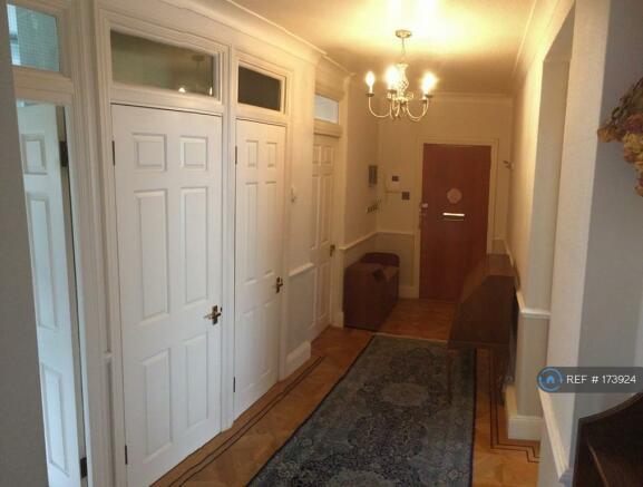 Hallway Inside Apartment (2)