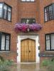 Entrance To Newnham House