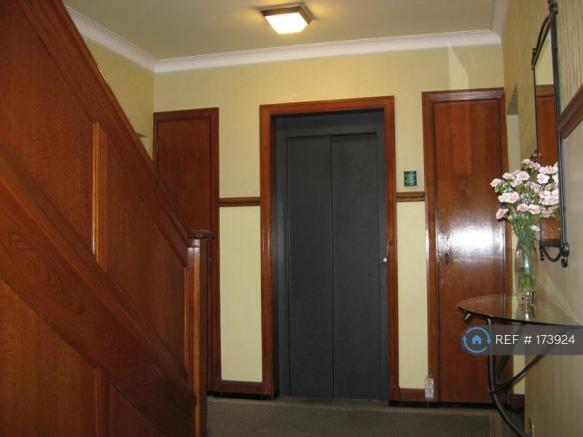Lift And Service Cupboards