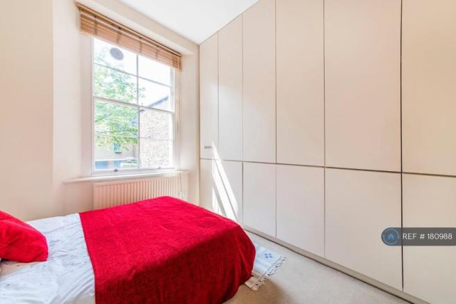 Double Bedroom 2 With Wall To Wall Storage