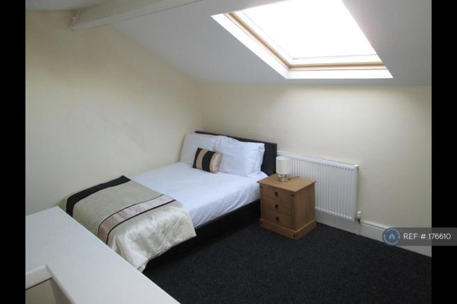 Spacious Attic Room (Available)