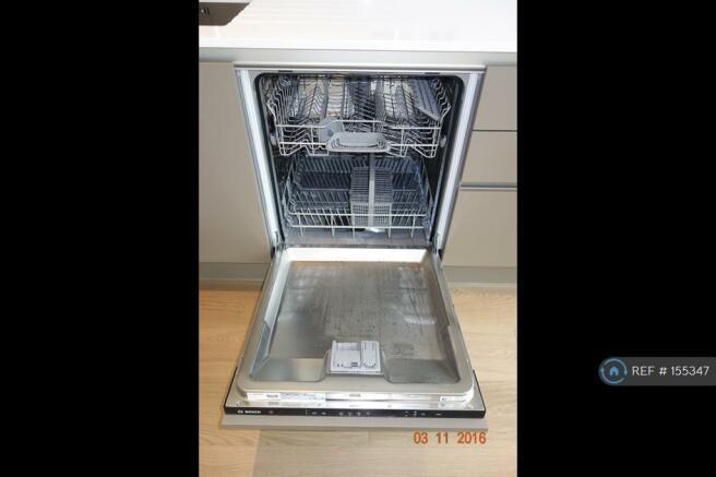 Dishwasher (Bosch)