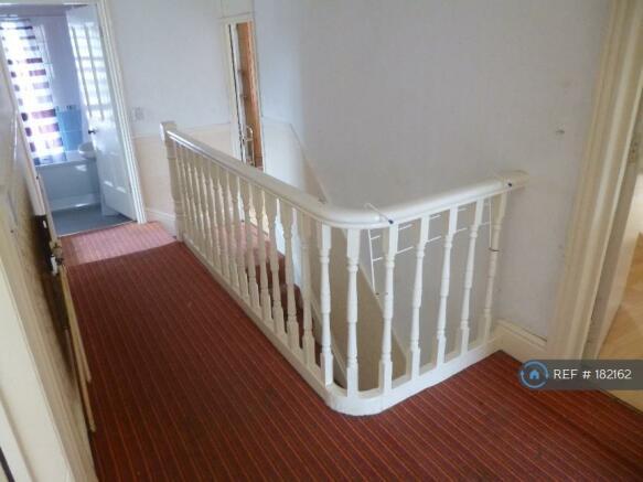 Interior Stairs, Landing