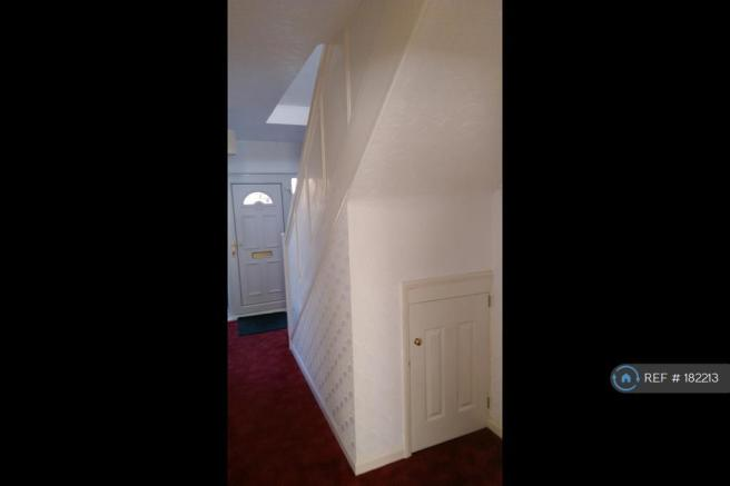 Stair Cupboard Storage