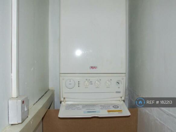 Non-Condensing Boiler