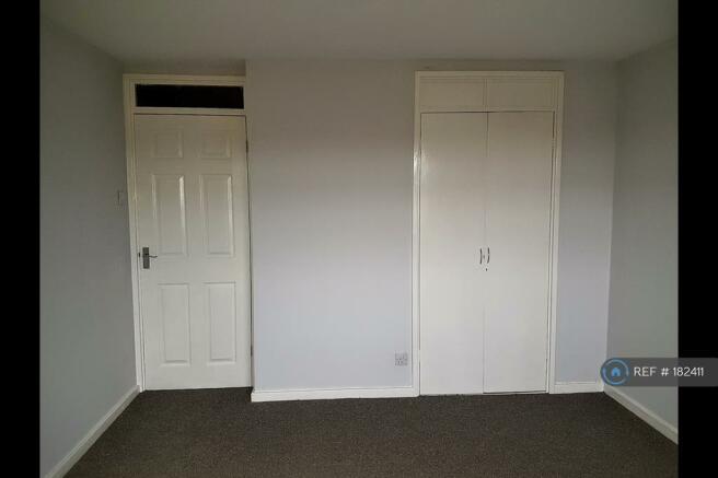 Master Bedroom With Built In Wardrobe