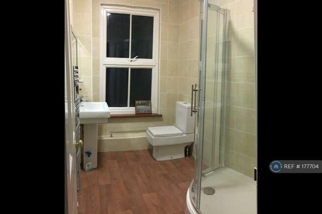 Toilet / Shower Room 1