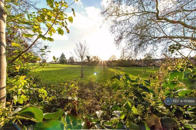 Brockwell Park From Garden