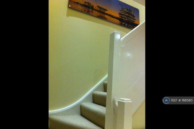 Stairs To The Upper Level
