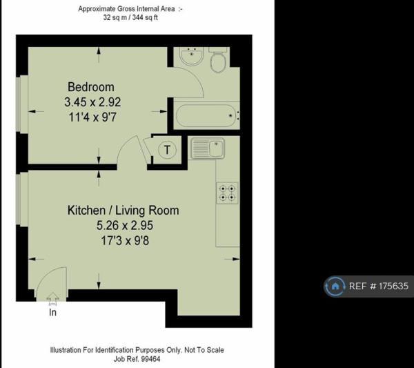 Approximate Floor Plan