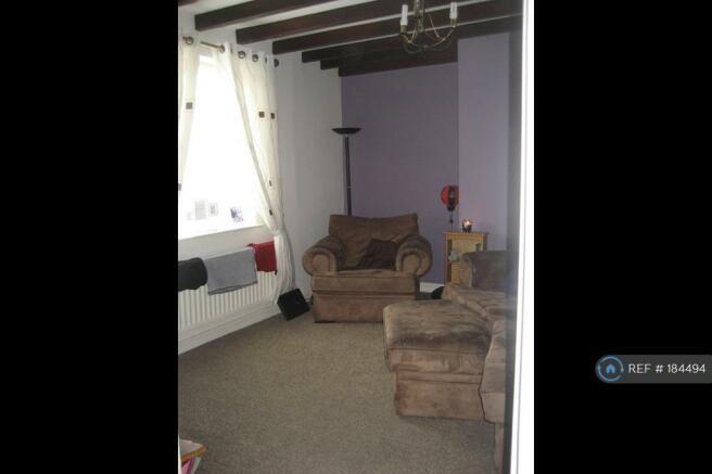Living Room/Ground Floor Bedroom