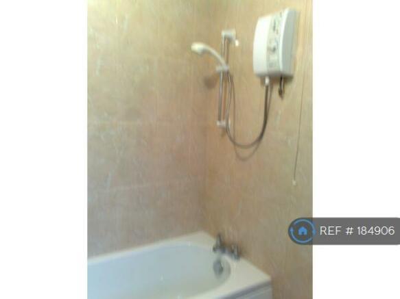 Electric Shower In Bathtub