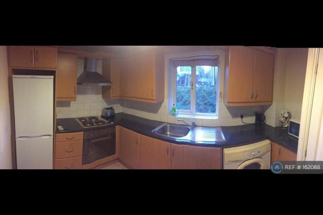 Kitchen Panaromic View