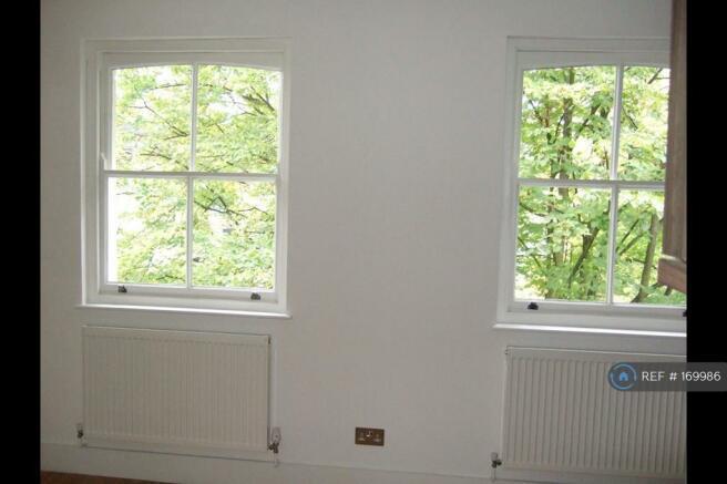 Windows Of Living Room