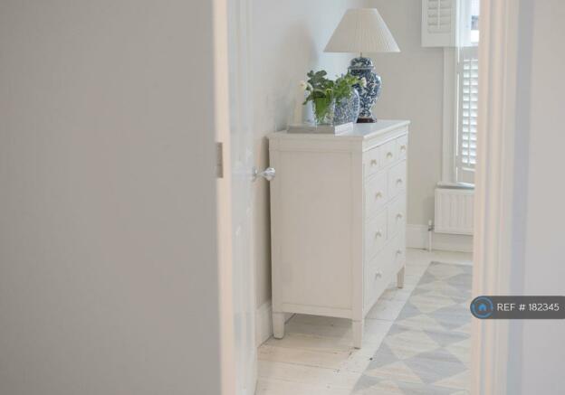 Painted Wooden Floors In Master Bedroom
