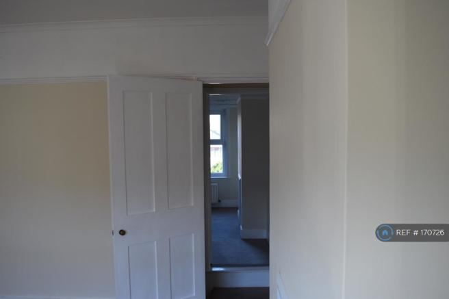 View To Back Bedroom