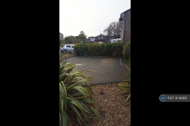 Large Parking Driveway