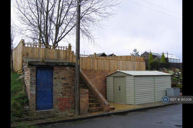 Rear Garden - Outbuildings