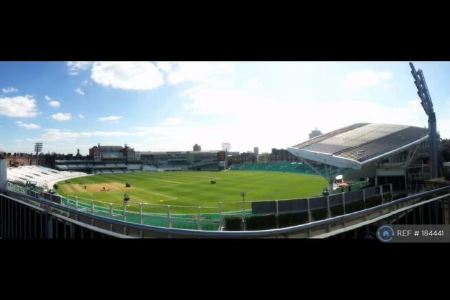 Cricket Balcony View