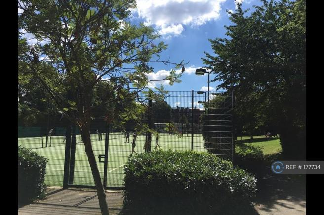 12 Tennis Courts In The Rec Grounds Plus More
