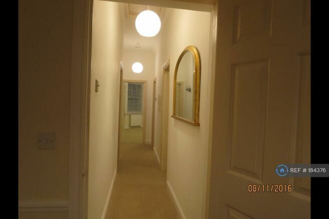 Hallway From 1st Bedroom