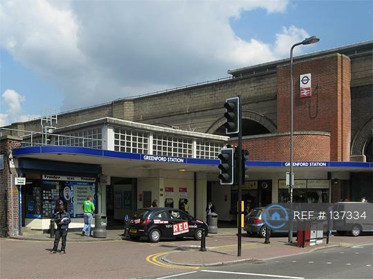 Greenford Central Line Station