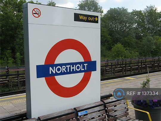 Northolt Cental Line Station
