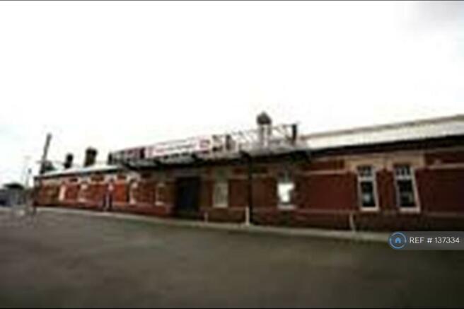 Hayes And Harlington Station