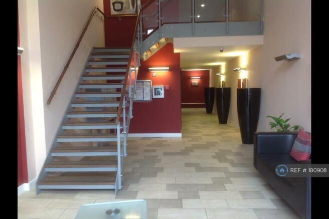 Lobby And Lift Area