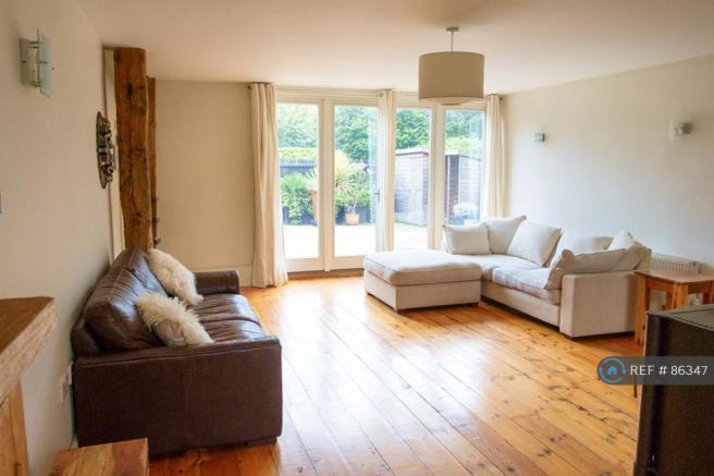 Open Plan Living Space 1