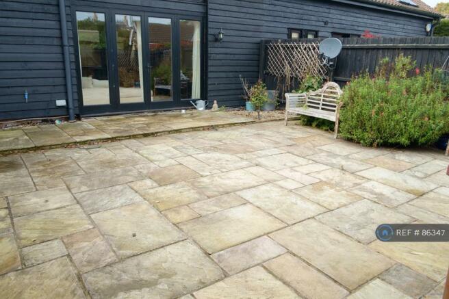 Courtyard Garden Area