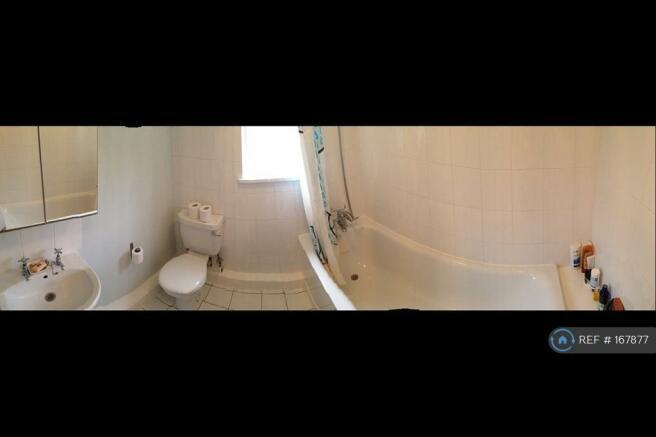 En-Suite Bathroom To Bedroom 2 (Same As Bthrm 1)