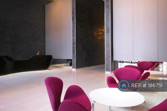 Concierge And Reception Area