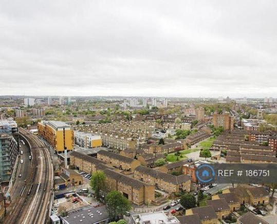 Views Over South London
