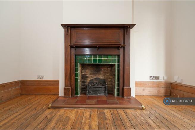 Mrs Peregrine's Fireplace