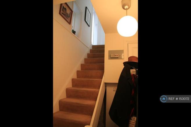 Stairs To Entrance