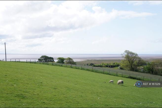 View Over Morecambe Bay