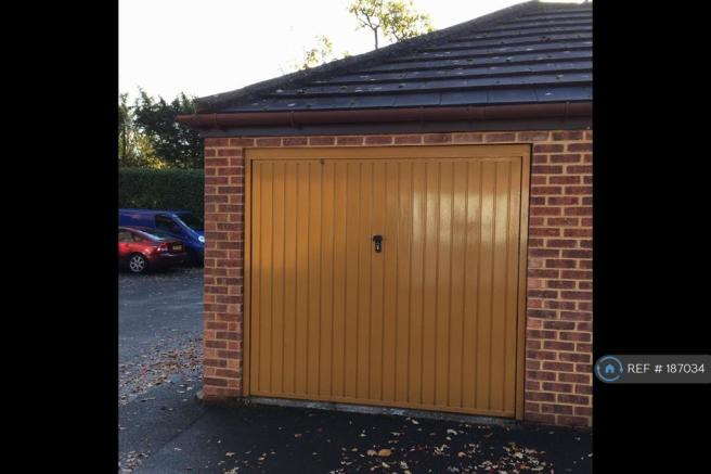 Garage Included With Flat