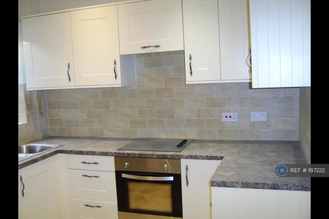 Kitchen Oven Hob And Extractor